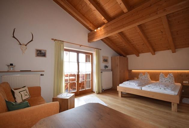 Ferienwohnung Fellhorn in Grassau